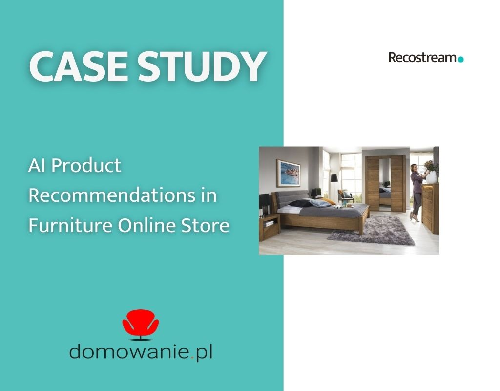 Case Study Recommendation System in Furniture Store