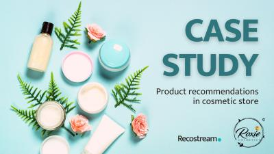 Case Study recommendation system